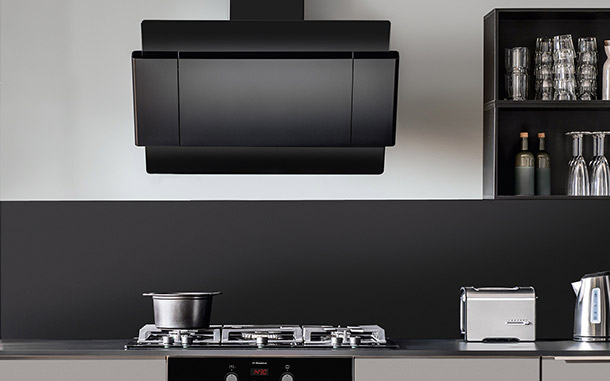 Cooker hoods: a good atmosphere in the kitchen